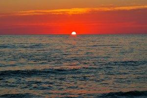 Gleich kann es losgehen: Himmelsbeobachtung nach Sonnenuntergang