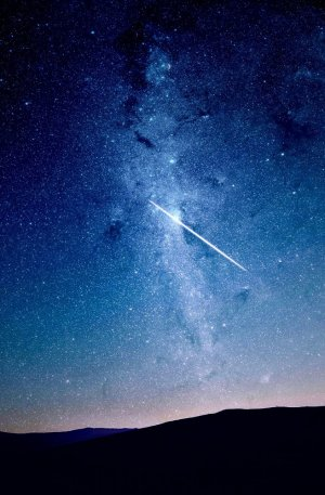 Sternschnuppen: Meteore beobachten ohne Teleskop