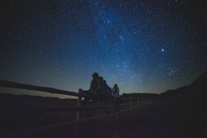 Sternsucher: Der Sternenhimmel fasziniert auch ohne Teleskop