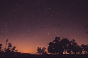 Warten auf die Nacht: Im Sommer wird es im Norden jedoch nicht richtig dunkel
