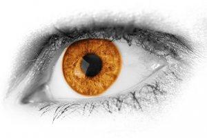 Die maximale Pupillengröße des Auges bestimmt die Minimalvergrößerung des Teleskops