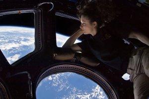 Wie ein Blick aus dem Raumschiff: Das optimale Gesichtsfeld